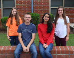 2016-17 Student Council Officers