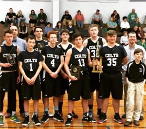 CIC Tournament Runners-Up