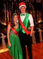 Jonathan and Caroline - Prom King and Queen