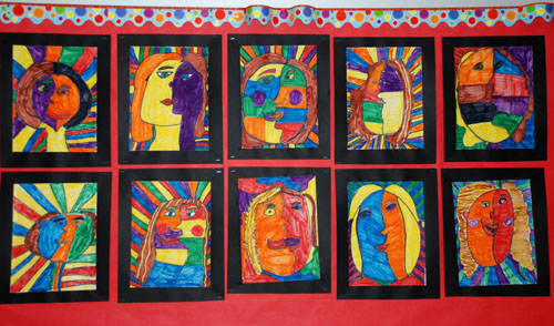 Samples of Elementary Art
