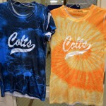 Tye Dye - Girls' Shirts
