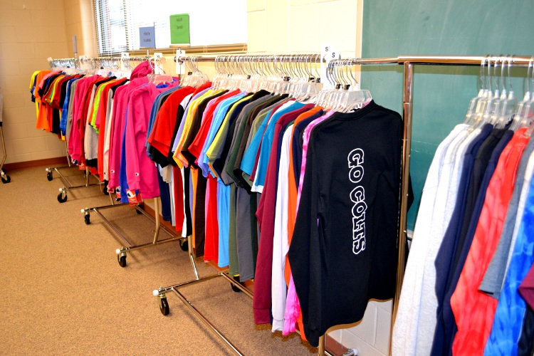 CCS Apparel Store - View 1