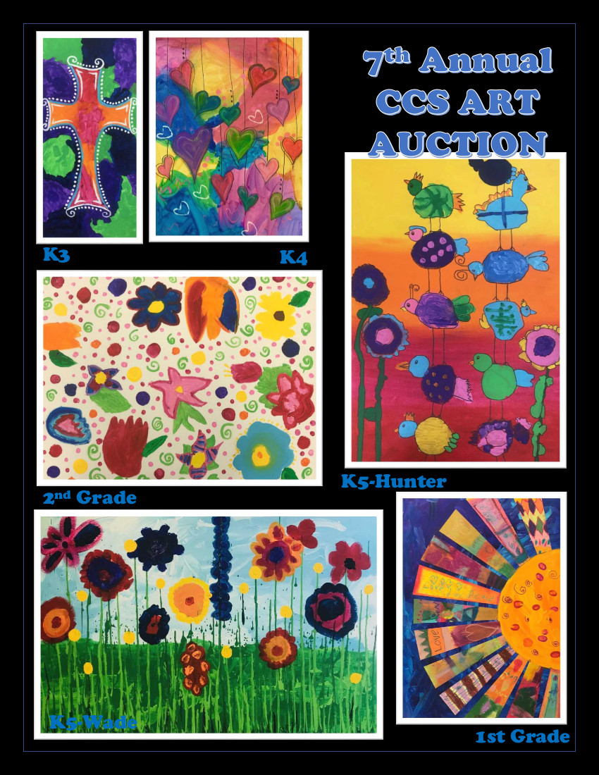 May 14-20: Art Auction