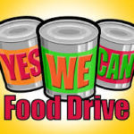 Yes We Can Food Drive