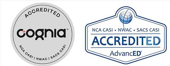Cognia AdvancED Logos