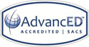SACS & AdvancEd Logo